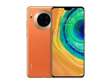 华为Mate30 5G(8+128GB)丹霞橙