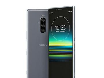 索尼Xperia 1灰色