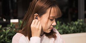 雷蛇無線耳機 戴上它做個安靜的Cool Girl